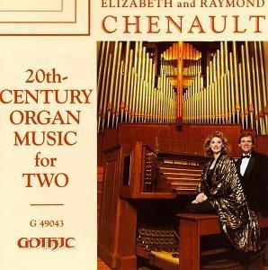20th Century Music for Organ Duo