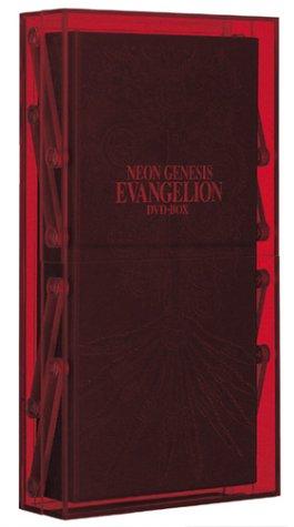 NEON GENESIS EVANGELION DVD-BOX (仮)