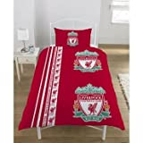 Liverpool FC Single Football Duvet Cover Bedding Set
