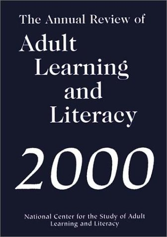 The Annual Review of Adult Learning and Literacy, Volume 1