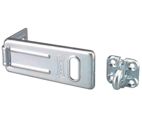 "Master Lock 703D  3 1/2"" Security Hasp"