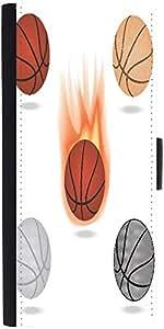 Snoogg Basketballdesigner Protective Flip Case Cover For Sony Xperia Z3 Compact