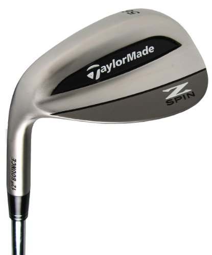 New Taylor Made Golf Z-Spin 60* Lob Wedge *Left Handed*