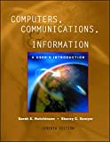 Computers, Communications and Information (007111338X) by Hutchinson, Sarah E.