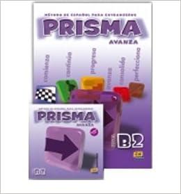Prisma 4 Avanza - Higher Intermediate Level B2 - Student Bk + CD