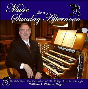 Music For A Sunday Afternoon by Marcel Dupre, Alberto Ginestera, H. Walford Davies, Dan Gawthrop and Dan Locklair