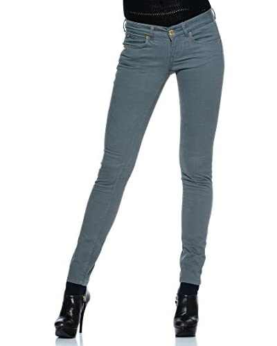 Phard Pantalone Sherwood: Peace & Love [Grigio Medio]