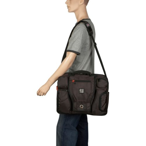 ful Unisex Adult Fearless Laptop Messenger Bag