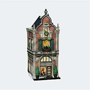 Click to buy Italian Christmas decorations : Christmas in Milan ornament from Amazon!
