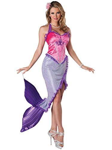 Gorgeous and Sexy Mermaid with Lame' Fin