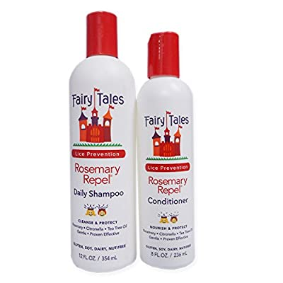 Fairy Tales Rosemary Repel Lice Prevention