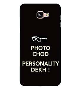 Printvisa Ultra Photo Chod Personality Dekh 2D Hard Polycarbonate Designer Back Case Cover fo...