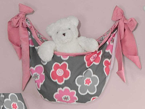 Ikat Petals Toy Bag