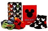 Trumpette Mickey Silhouette Socks Set