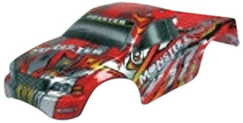 Redcat Racing Truck Body Red 1 10 Scale