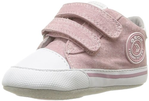 Geox Baby Girls' B Ian G First Walking Shoes