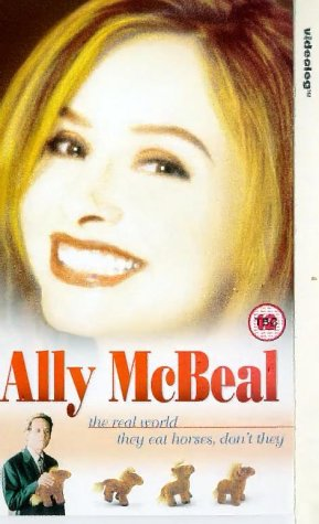 Ally Mcbeal 1 [VHS] [1998]