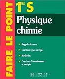 Faire le point : physique-chimie, 1re ES