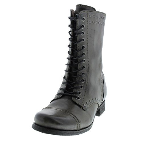 Diesel Women's The Wild Land Arthik Boot,Dusty Green,7.5 M US