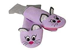 Stay On, Super Protective Sock Puppet Mittens - Sputtens