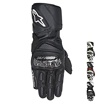 Gants racing Alpinestars SP-2 - L - Noir