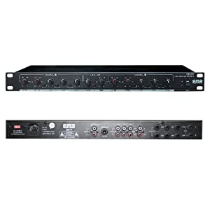 EMB PRO 3 WAY CROSSOVER + SUB WOOFER Control EBX79