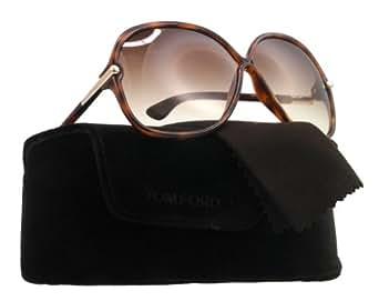 Tom Ford Gafas de sol Para Mujer 0224 Islay - 52F: Tortuga obscuro