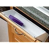 "Rev-A-Shelf 6581 Sink Front - 11"" Standard Tray - White"