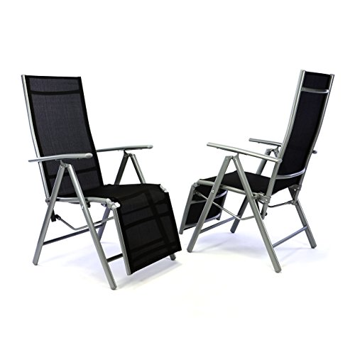 2er-Set-Alu-Liegestuhl-Klappstuhl-mit-Fusttze-Hochlehner-Sonnenliege-Terrasse