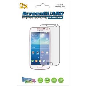 2x Samsung Galaxy S4 mini GT-i9190 Duos GT-i9192 GT-i9195 Premium