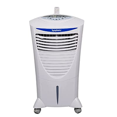 Symphony Hicool i 31-Litre Air Cooler with Remote (White)