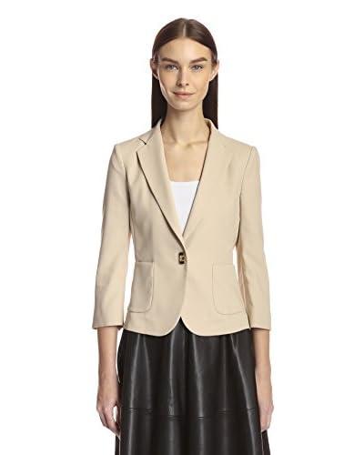 Salvatore Ferragamo Women's Toggle Jacket with Pocket