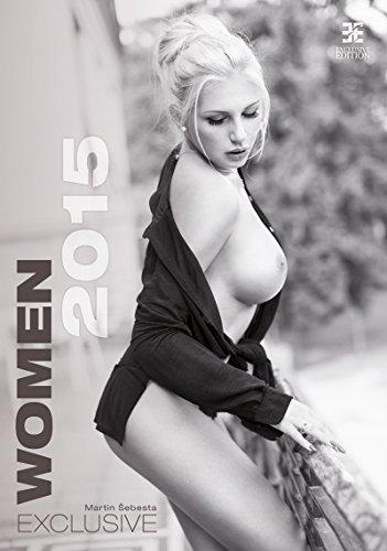 Women Exclusive Wall Calendar 2015 - Adult Calendar - Nude Calendar - Erotic Calendar - Poster Calendar - Martin Sebesta Photography By Helma