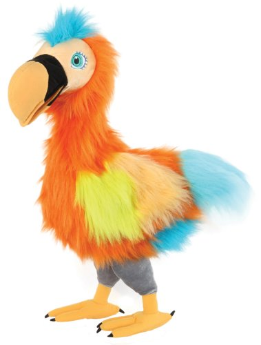 Giant Oversized Full Body Colorful Dodo Bird Animal Themed Quality Plush Puppet Stuffed Animal
