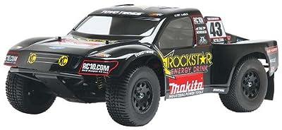 Team Associated 7049 SC10 RS Rockstar/Maki RTR RC Truck