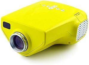 Newlemo Mini Portable LEDLCD Projector Multimedia Projector Home Cinema Theater Movie Projectors 108