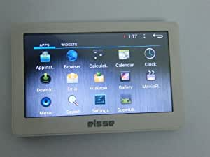 Elsse (TM) 4.3 Inch Android 4.0 Internet Touchscreen Media Player with Built in WIFI and much more
