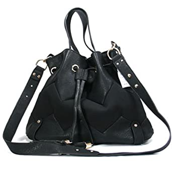 MyLux Handbag SH12346 black