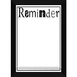 Ruler Reminder Whiteboard