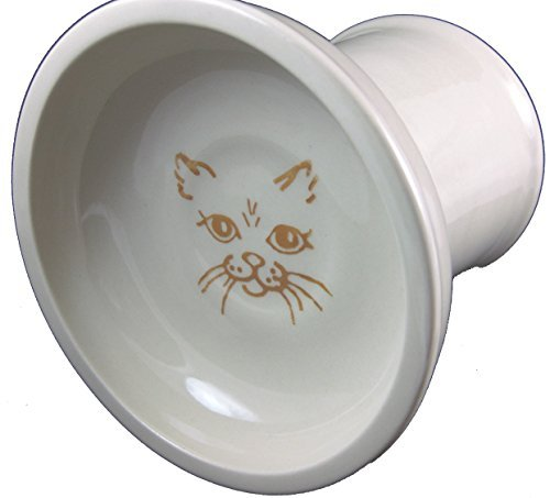 poterie-polonaise-relief-plat-bol-en-gres-croquettes-pour-chat-cat3-gingembre-chat-face-orange-sur-c
