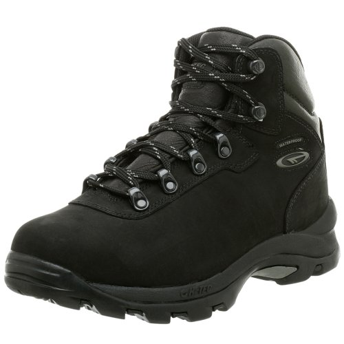Hi-Tec Men's Altitude IV Waterproof Hiking Boot,Black,13 M (Men Black Boots)