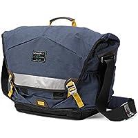 Eddie Bauer Bygone Courier Bag (Navy)