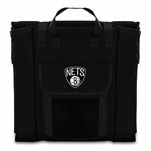 NBA Brooklyn Nets Portable Stadium Seat by Picnic Time
