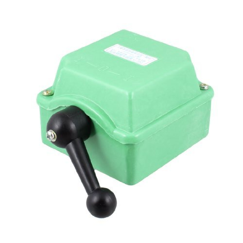Water & Wood Ac15A 380V Qs-15 Square Forward Reverse Cam Starter Change Over Switch