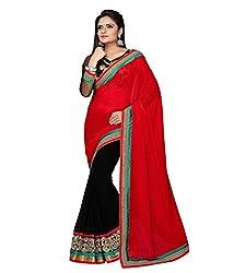 Devi Silk Mills Women's Cotton Saree (DES1197_Green)