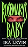 Rosemary's Baby (Signet) (0451174658) by Levin, Ira