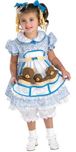 Goldilocks Costume,Small front-521161