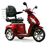 Senior Scooter - Electric Mobility (Silver)