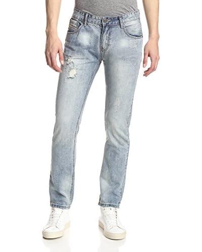X-Ray Men's Slim Fit 5 Pocket Jean