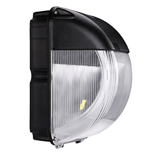 Outdoor Wall Light Bright: LE 30W LED Wall Pack Light, Super Bright Outdoor Lighting